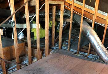 Vent Replacement Project | Air Duct Cleaning Poway, CA